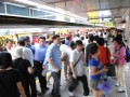 MRT subway stop-transportation is glorious and ridiculously cheap in taipei