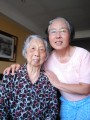 mom and granny-figure