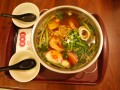 soup! with shrimps!