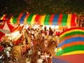 shilin market's carnival type area