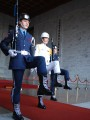 changing of the guards ritual