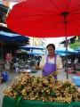 friendly longyan vendor of pak chong