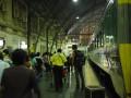 bart at the station, bangkok