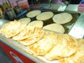 my favorite green onion pancakes that i've been dreaming about since my last visit a year ago
