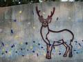 oh! the poor deer!