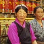dharmashala houses many tibetan refugees