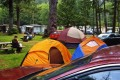 the important lesson we learned here was to ask to see a campsite before agreeing to stay