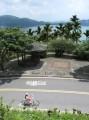 bicyclist, sun moon lake