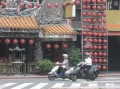 there are about a billion scooters in taipei