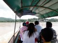 crossing the border from thailand to laos