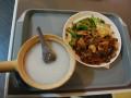 favorite-rice porridge and some thai noodles!