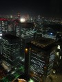view from the tokyo metropolitan building