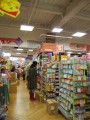 best ever-100 yen stores with lots of treasures. much better than dollar stores back home