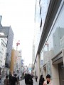 upscale stores of ginza
