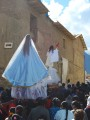 procession in ollyantaytambo