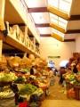 gorgeous veggie market, sucre