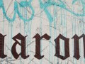 graffiti of santiago