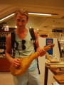 pseudo air guitar