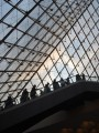 pyramid of le louvre