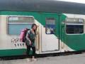 yuka and our train