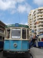 our great trolley car
