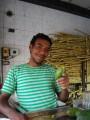 mango and sugarcane guy