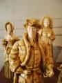 choco sculptures